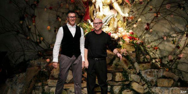Dolce y Gabbana, condenados a un año y ocho meses de cárcel por evasión