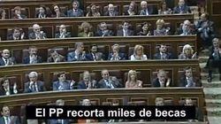 El pasodoble del PSOE contra la ley Wert