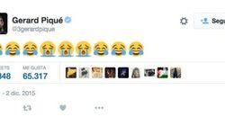 Piqué explica por qué tuiteó esto tras la alineación indebida del