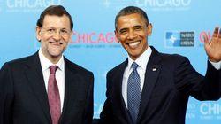 Rajoy logra por fin pisar la Casa Blanca (tras dos