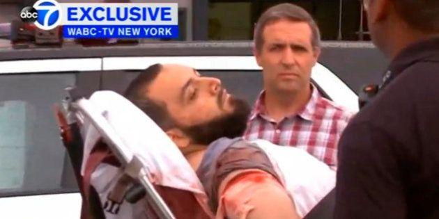Encuentran menciones a Al Qaeda en notas del acusado de los ataques de Nueva