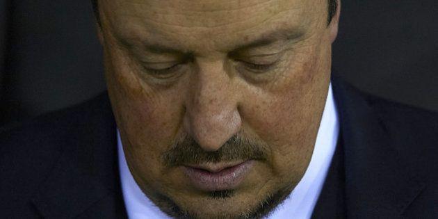 Rafa Benítez, destituido como entrenador del Real