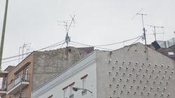 ¿Qué hacen 150 cámaras de seguridad en una casa de Madrid?