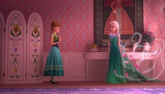 Primeras imágenes de 'Frozen Fever': Elsa cambia de 'look' por primavera