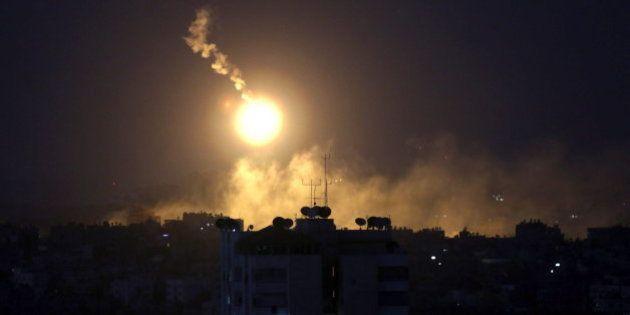 Israel anuncia un alto el fuego humanitario de siete