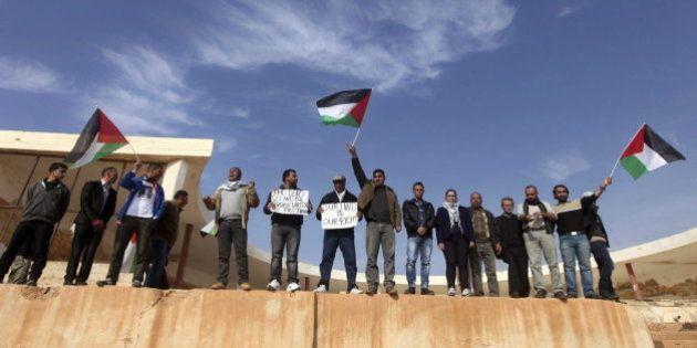 Kerry presenta a israelíes y palestinos un borrador del acuerdo de