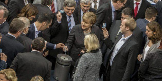 Alemania aprueba una misión militar contra el Estado Islámico en