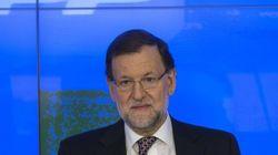 Rajoy descarta adelantar las elecciones generales a