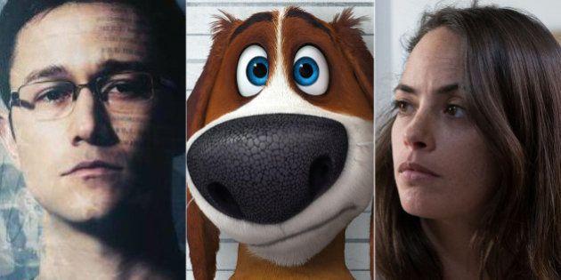 Estrenos de cine: por qué ver 'Snowden', 'Ozzy' y 'Después de