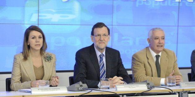 Rajoy reúne en Toledo a la cúpula del