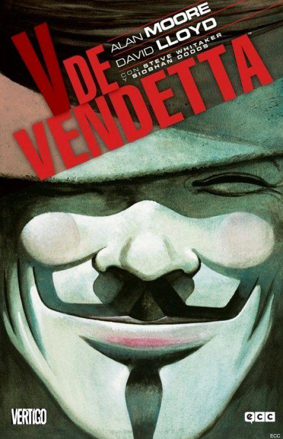 Historia de un icono: cuando la máscara de Guy Fawkes no se llevaba a las manifestaciones