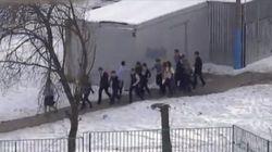 Moscú: El secuestro de 24 alumnos acaba con dos