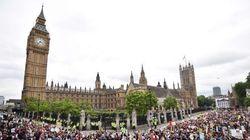 Londres se indigna: no a los recortes de 13.000 millones de