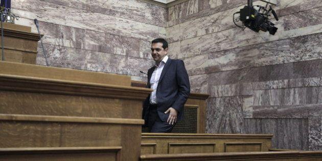 Syriza quiere una