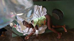 Destrucción y cólera: así es la lucha de Haití tras el huracán