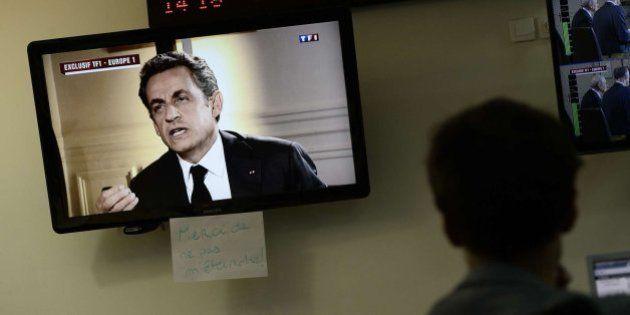 Sarkozy contraataca y denuncia la