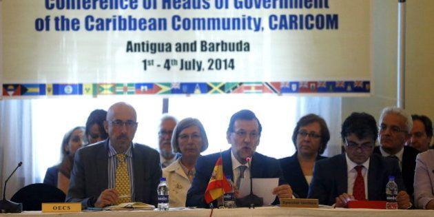 Rajoy viaja al Caribe para buscar apoyos para el Consejo de