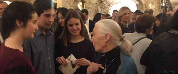 Entrevista con la primatóloga Jane Goodall: