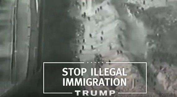 Trump confunde la valla de Melilla con la frontera de