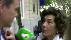Una voluntaria de Cáritas boicotea a Pedro Sánchez y Hernando lo arregla con unos