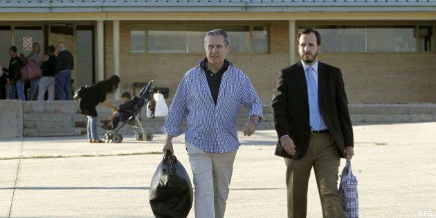 Blesa abandona la cárcel: No me arrepiento