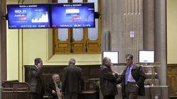 La Bolsa suspende la cotización de