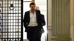 Tsipras busca reunir apoyos para la votación en el