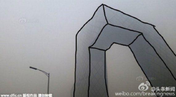 'Airpocalypse Now': rotuladores frente a la niebla tóxica de Pekín