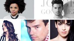 Las cinco canciones de los aspirantes a Eurovisión