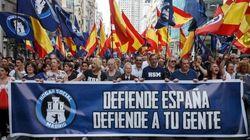 Madrid denuncia la manifestación nazi que permitió
