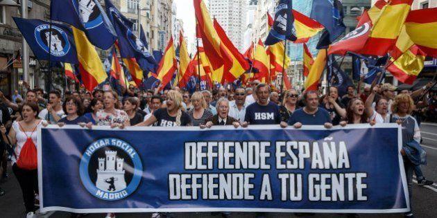 El Ayuntamiento de Madrid denuncia ante la Fiscalía la manifestación nazi de Hogar