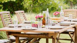 Si eres fan de las fiestas en patios y jardines, esto es para ti