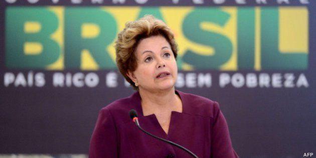 Rousseff promete que las demandas de los manifestantes serán