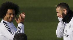 Marcelo no guarda el luto de la Copa y la lía en