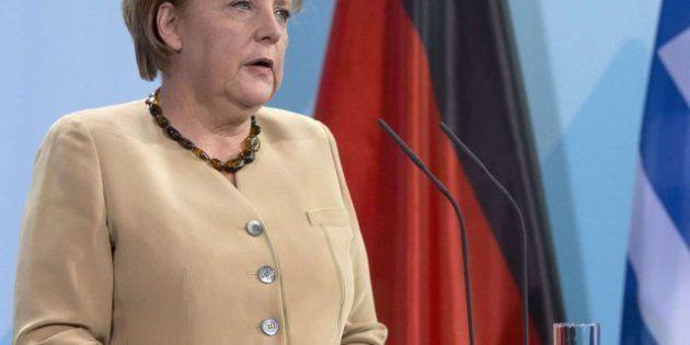 Angela Merkel pide un nuevo tratado más integrador para la Unión