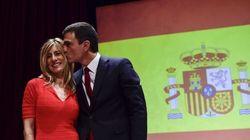 ¿Y esa inmensa bandera de España? Sánchez explica el