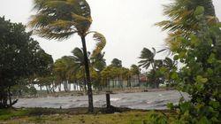 La convención republicana, aplazada un día por una tormenta