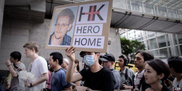 Snowden abandona Hong Kong y pide asilo en Ecuador, según el Gobierno del