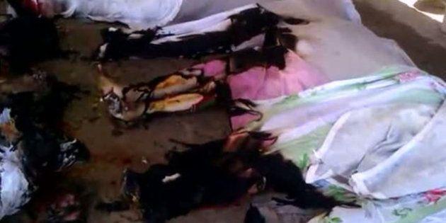 La oposición siria denuncia la matanza de 200 personas en Daraya, cerca de Damasco