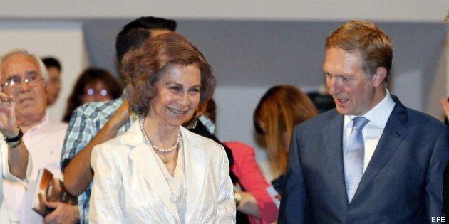 La Casa Real cree que los pitidos a la reina y a los príncipes se deben a la