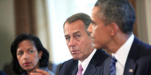Obama pide al Congreso un voto