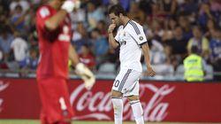 El Madrid, un punto de seis posibles