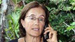 La periodista española Salud Hernández, liberada por el ELN