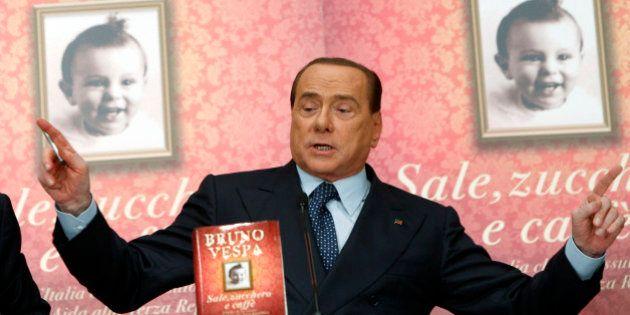 El partido de Berlusconi podría volver a ganar las elecciones sin una segunda