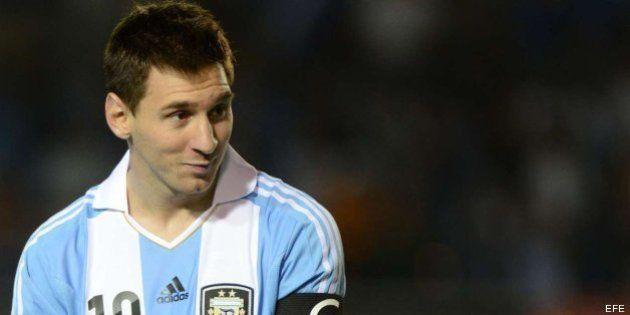 Messi paga diez millones a la Agencia Tributaria por sus derechos de imagen de 2010 y
