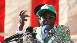 El homófobo discurso del presidente de Zimbabue en 7