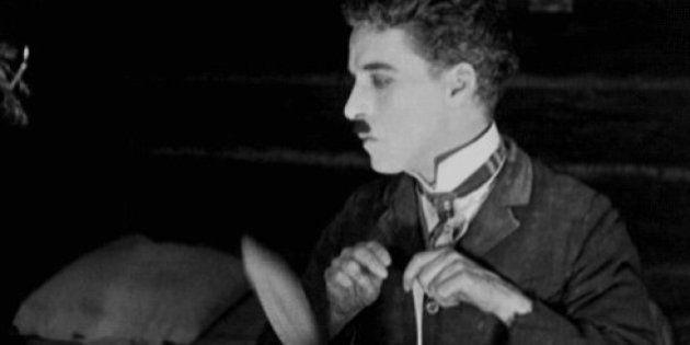 100 años de Chaplin: el empacho tras comerse el zapato y otras 11 curiosidades (GIFS,