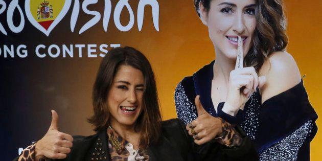 Barei cree positiva su experiencia en Eurovisión pero reconoce lágrimas de