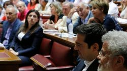 Más de la mitad de la cúpula de Syriza, en contra del tercer