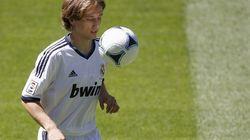 Luka Modric ficha por el Real